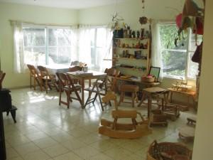 בית קפה וגלריה