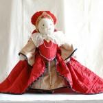 מלכה לב אדום