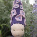 בובת פרח בן חצב יקינטוני