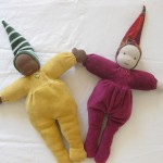 בובות כרבול אנתרופוסופיות לפעוטות