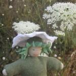 בובת פרח גזר קיפח