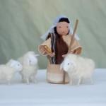 הרועה והכבשים