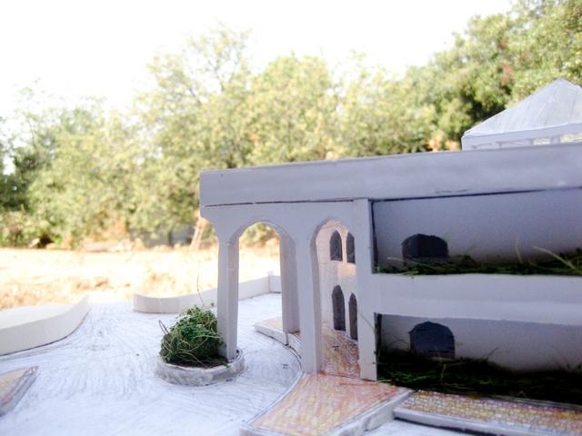 תכנון לבית מלון גלילי